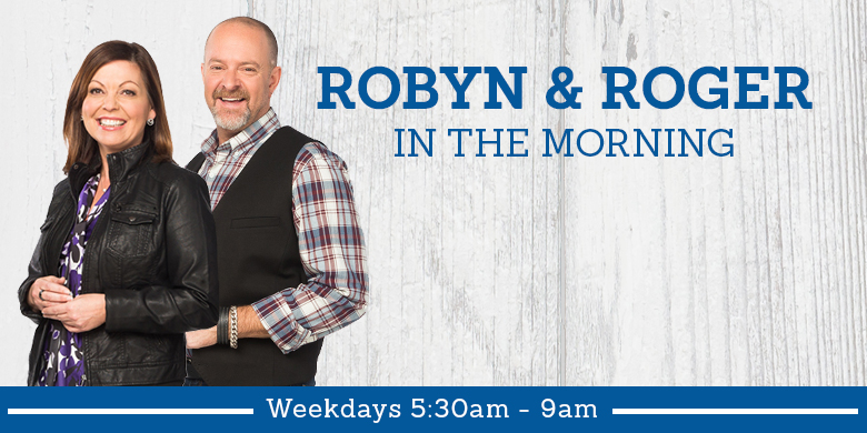 Robyn & Roger In The Morning