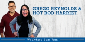 Gregg Reynolds & Hot Rod Harriet