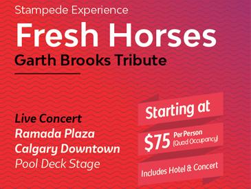 Garth Brooks Fresh Horses