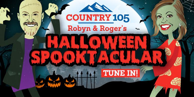 Robyn & Roger's Halloween Spooktacular