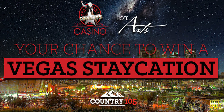 Cowboys Casino Vegas Staycation