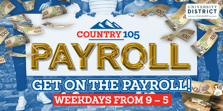 Country 105 Payroll