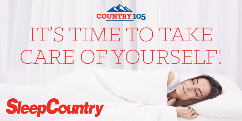 Mental Health Awareness Month with Sleep Country