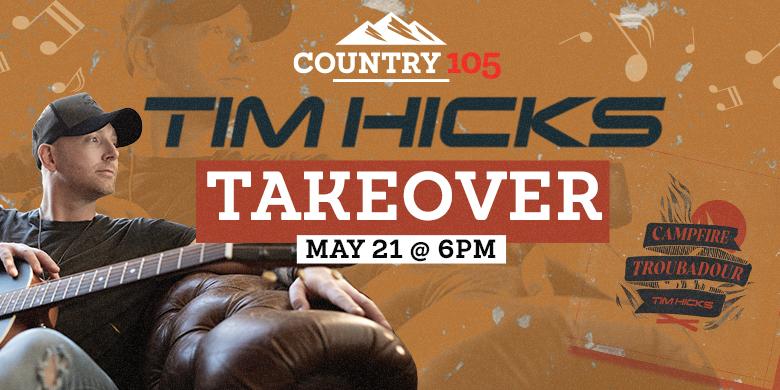 Tim Hicks – Campfire Troubadour