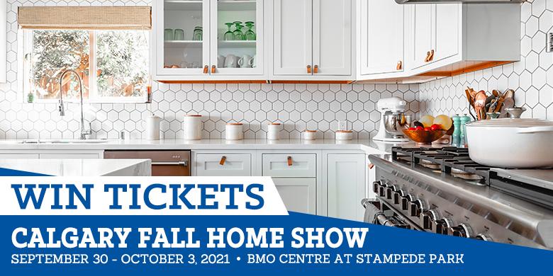 Calgary Fall Home Show – Enter to Win!